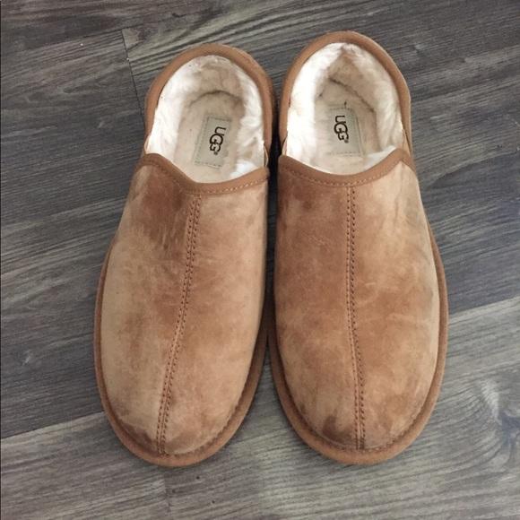 babfc73d26a Ugg men's scuff Romeo II slipper